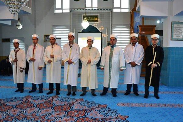 Biga'da Kur'an-ı Kerim-i güzel okuma yarışması