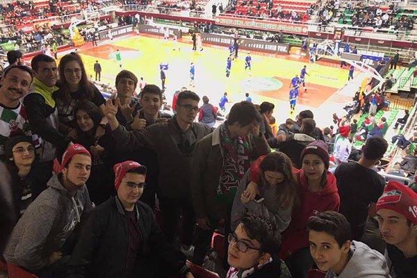 Çanakkale Koleji spor gezilerine devam ediyor