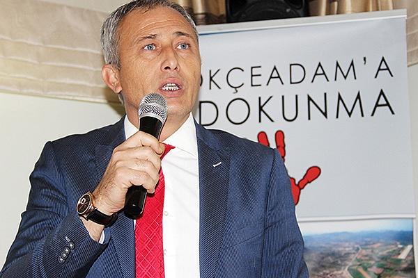 """Çetin; """"Türkiye'nin organik adası Gökçeada, altın madeni tehdidi altında"""""""