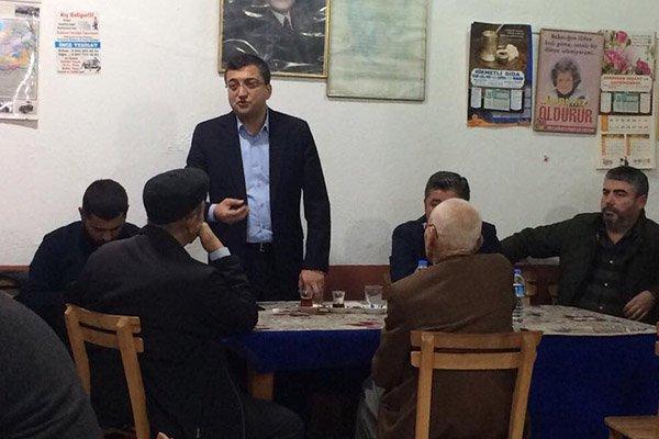 CHP'de yerel seçim seferberliği