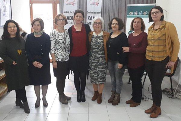 Kadın Meclisi yeniden Uluşal'a emanet