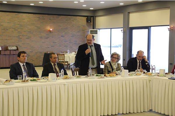 Kazı Başkanlarıyla 2018 Troia Yılı konuşuldu