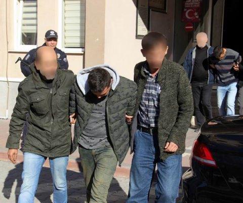 Kuyumcu soygununda 2 tutuklama