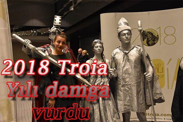 2018 Troia Yılı damga vurdu