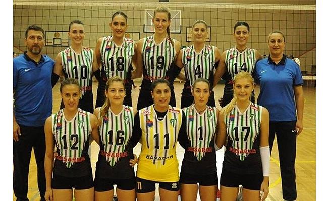 Alaşehir Belediyespor:3  Yeşil Bayramiç:1