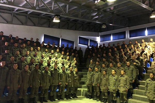 Askerlere 'Organ ve Doku Nakli' eğitimi