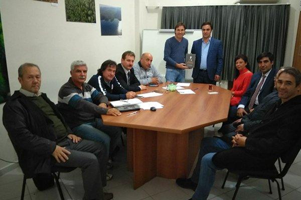 BTP'den, Çanakkale Kent Konseyi Spor Meclisi'ne ziyaret