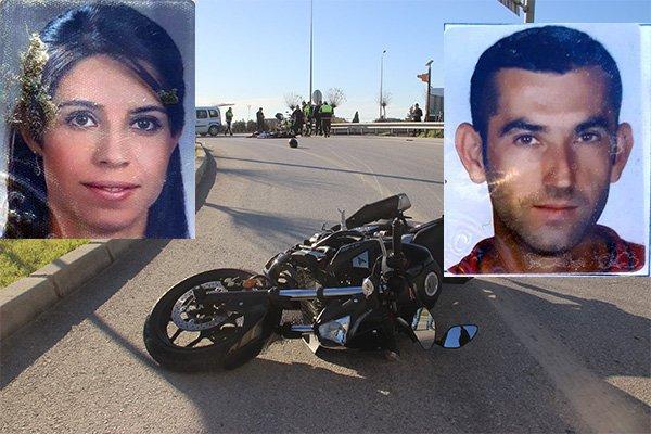 Cezaevi nakil aracı ile motosiklet çarpıştı: 2 ölü