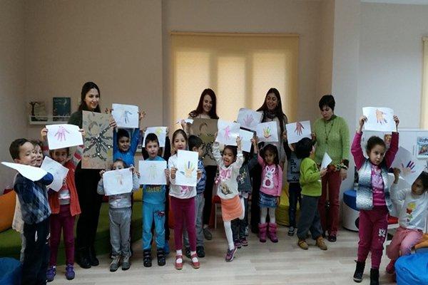 Çocuk Kültür Evi okul ziyaretleri devam ediyor…