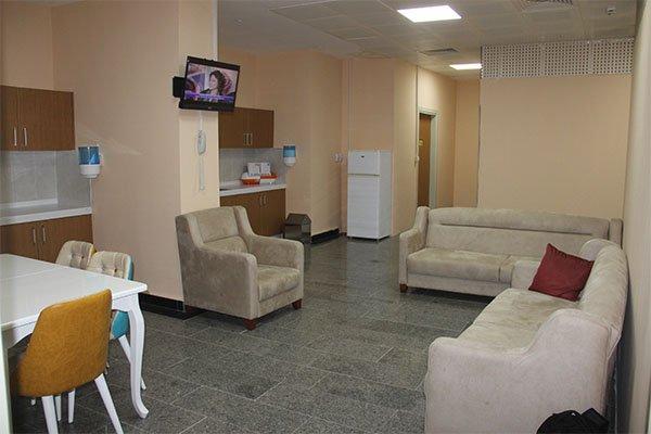Devlet Hastanesinde 'Anne Oteli' hizmeti