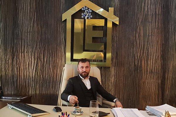 EVİŞ İnşaat'tan 300 konutluk dev proje