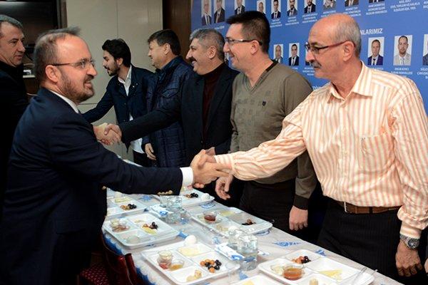 """Turan; """"CHP'nin tutumu, siyasi kültürümüzü zehirliyor"""""""