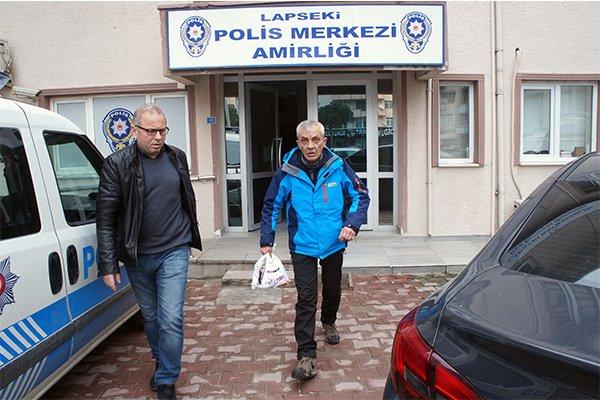 53 bin lira çaldı, kıskıvrak yakalandı