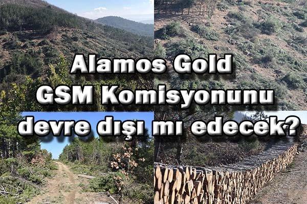 Alamos Gold GSM Komisyonunu devre dışı mı edecek?