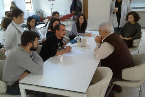 Altın Yıllar Yaşam Merkezi'nde Kohord çalışması