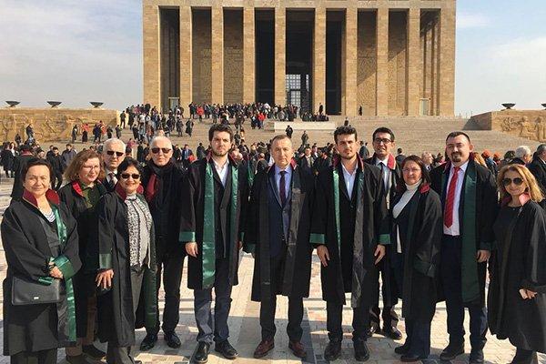 Avukatlar, Ankara'da buluştu