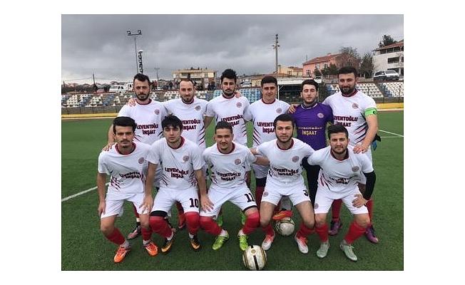 Ayvacık Belediyespor:2  Saraycıkspor:3