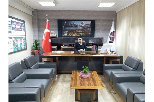 Başkanlıktan Müdürlüğe