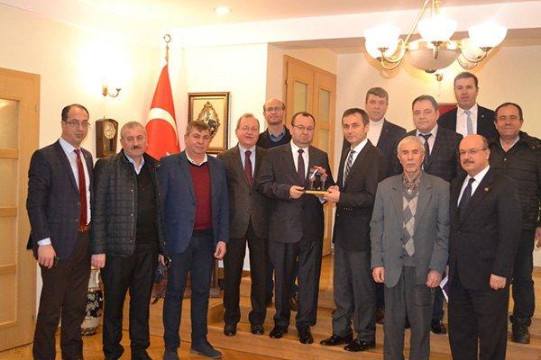 Biga TSO, Bulgaristan'a iş gezisi düzenledi