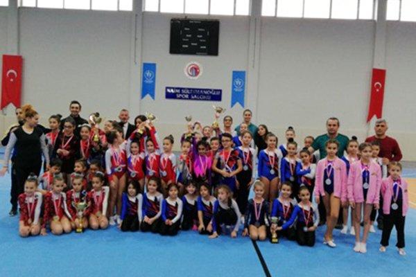 Cimnastik Şampiyonası sona erdi