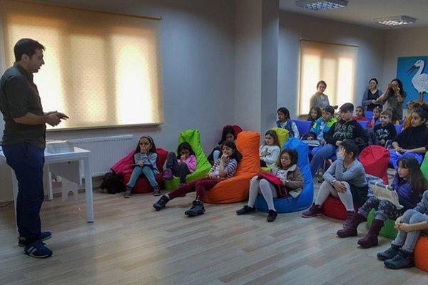Çocuk Kültür Evi'nde Troya Masalı…