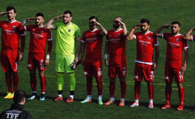 Dardanelspor Kozan deplasmanında