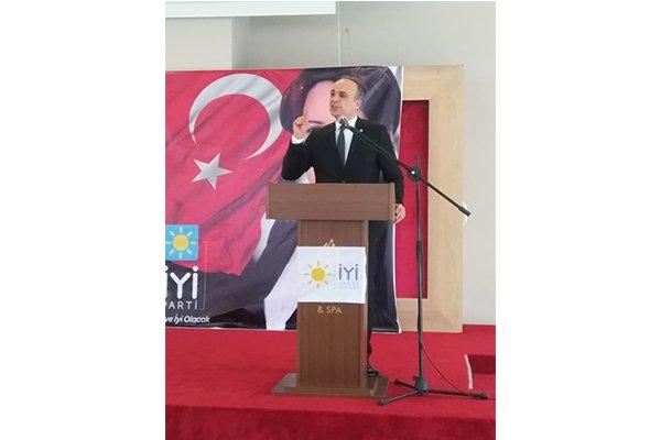"""Dehmen; """"İlk seçimde Türk çiftçisiyle hesaplaşacaklar"""""""