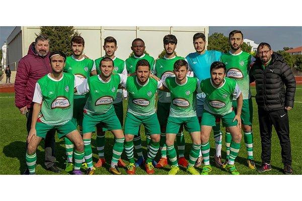 Dümrekspor:0  Yeşil Bayramiçspor:4