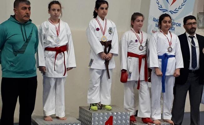 Karate Şampiyonası sona erdi