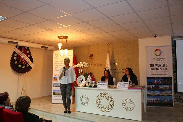 Kepez'de yurtdışı eğitim semineri
