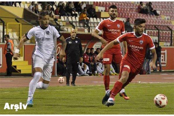 Kozan Belediyespor:3  Çanakkale Dardanel:1