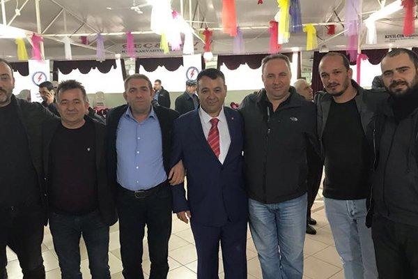 Muzaffer Bilgiç, 50 oy farkla seçimi kazandı