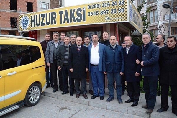 """""""ÖTV indirimi taksici esnafımızı rahatlattı"""""""