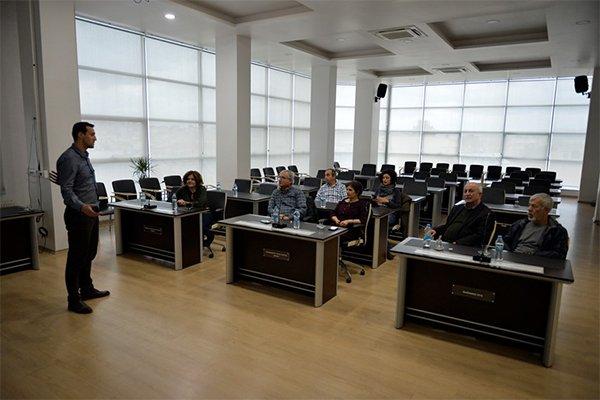 STK'lara yönelik çevre eğitimi