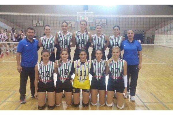 Yeşil Bayramiçspor:0  Sarıyer Belediyespor:3