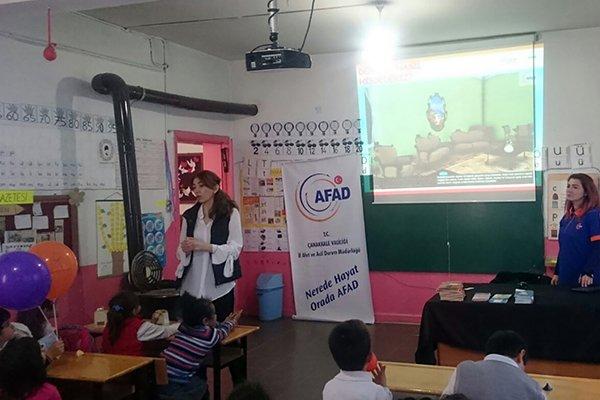 AFAD'tan eğitim seferberliği