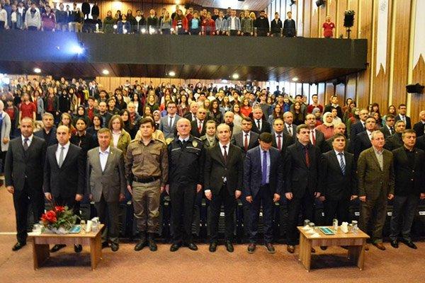 Biga'da Mehmet Akif Ersoy anıldı