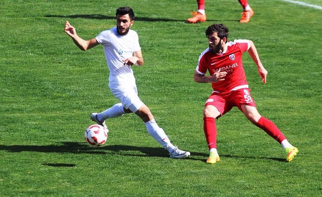 Ç.Kale Dardanel:0  Çatalcaspor:1
