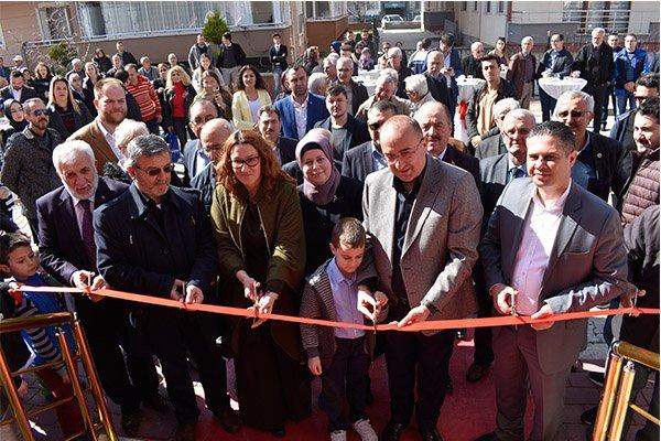 Figen Otel açıldı