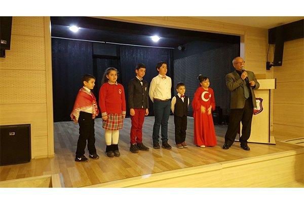 Gelibolu'da İstiklal Marşı'nı güzel okuma yarışması