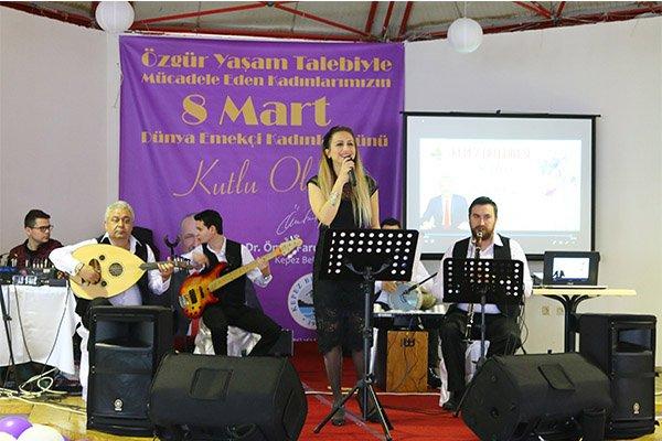 Kepez Belediyesi'nden konser