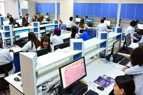Sanal Eğitim Laboratuvarı hizmette