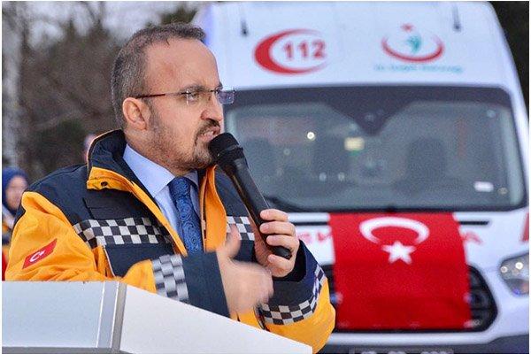 Turan'dan 14 Mart Tıp Bayramı Mesajı