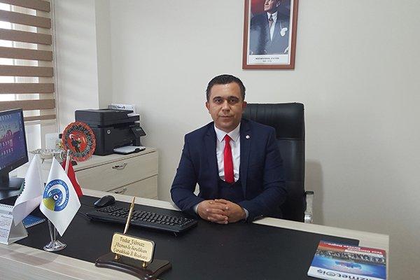 Yılmaz HAK-İŞ İl Başkanlığına atandı
