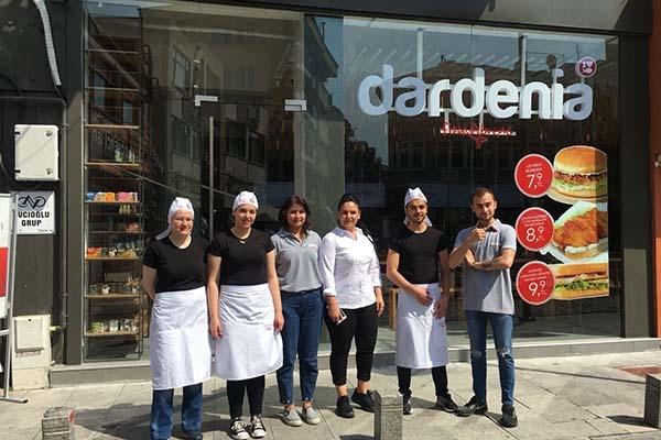 Dardenia, Anadolu'daki ilk şubesini Çanakkale'de açtı