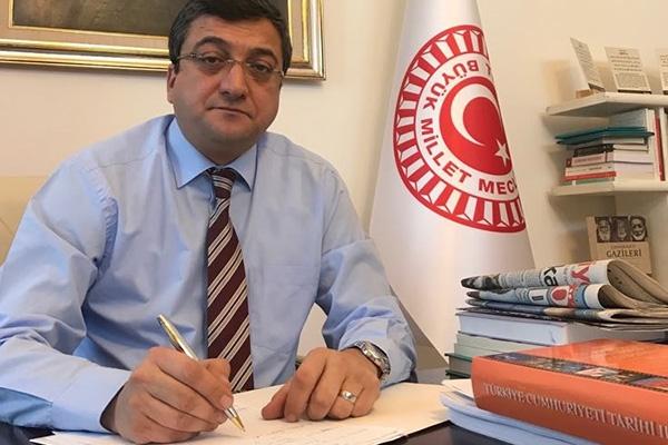 Öz'den TBMM'ye İstiklal Marşı önergesi