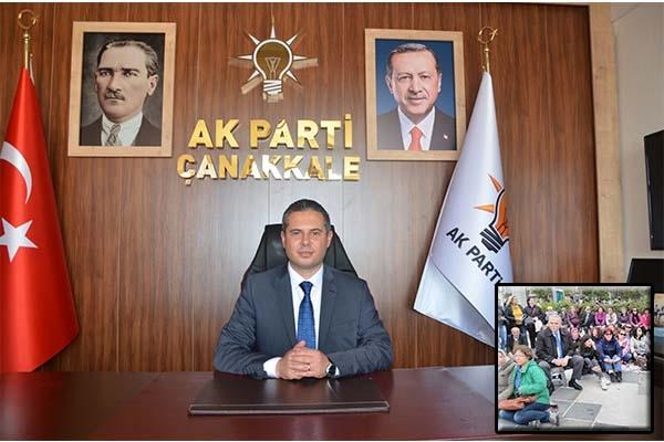 """Yıldız; """"CHP'li Belediye 30 yıldır oturuyor"""""""