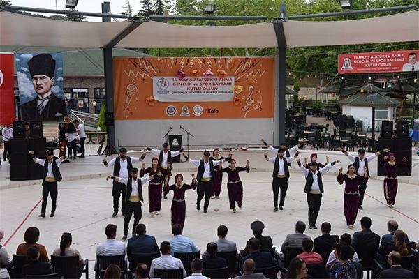 Çan'da 19 Mayıs kutlamaları