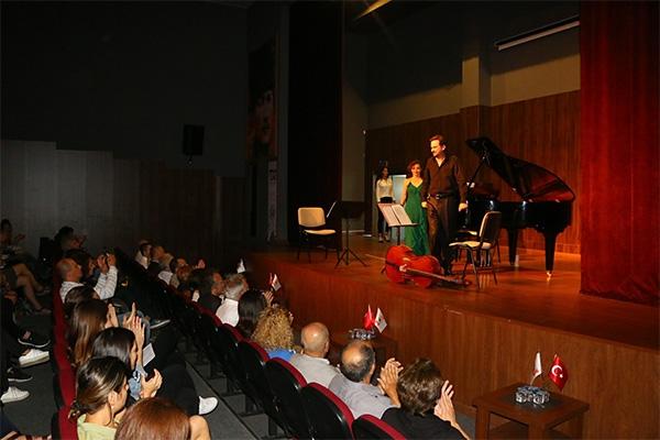 Kepez'de muhteşem konser