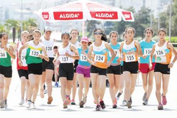 Yürüyüş Ligi Çanakkale'de